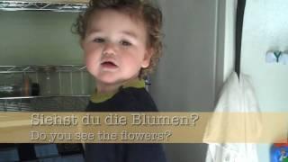 Guten Tag, Herr Baby! — Our German-english Bilingual Toddler