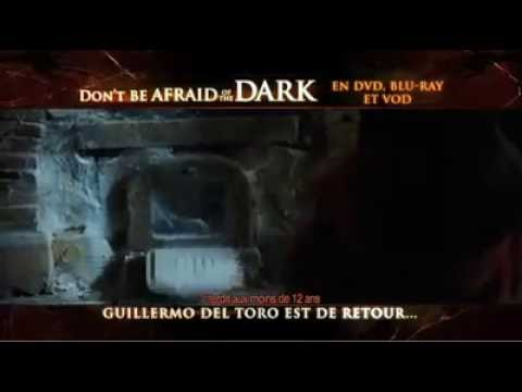 Vidéo Don't be afraid of the dark
