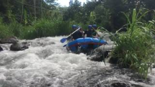 Telaga Waja River Rafting Karangasem Bali