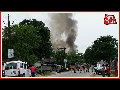 At Least 12 Killed In Assam Terror Attack, Gun Battle Underway