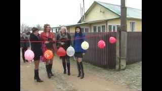 Сказочный свадебный день Анны и Михаила 24.11.2012
