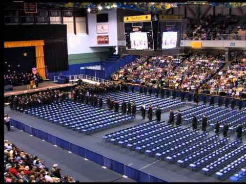 UAF - 2010 - Commencement Ceremony (Raw)