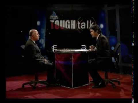 Former Finance Secretary and Economist Rameshwor Khanal in TOUGH talk with Dil Bhusan Pathak -95