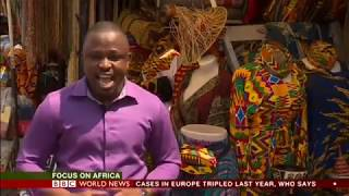 GHANA'S YEAR OF RETURN, BBC FOCUS ON AFRICA