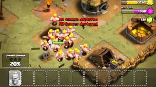 (ANDROID) Clash of Clans - Gameplay demo