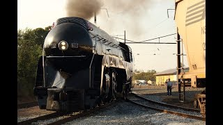 Strasburg Railroads Reunion of Steam: N&W 475 and 611 Passenger Runs