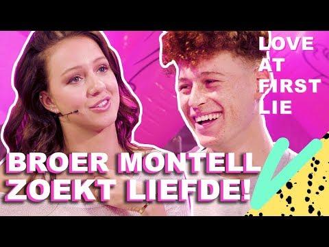 CAINE BETRAPT door MONTELL tijdens MASTURBEREN?! | Love at First Lie - CONCENTRATE VELVET