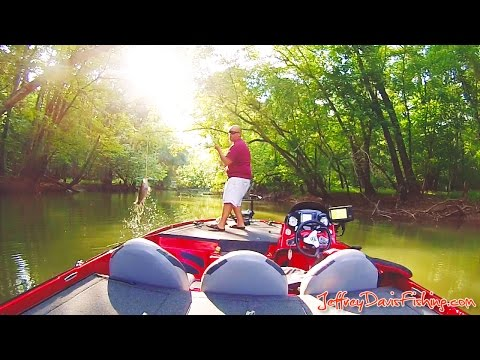 Bass Fishing in Wiliamston, NC Roanoke River
