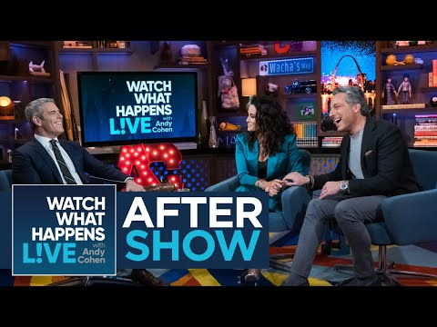After Show: Kyle Richards Is Friends With Lori Loughlin | WWHL