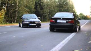 low E36 325i exhaust sound - supersprint headers