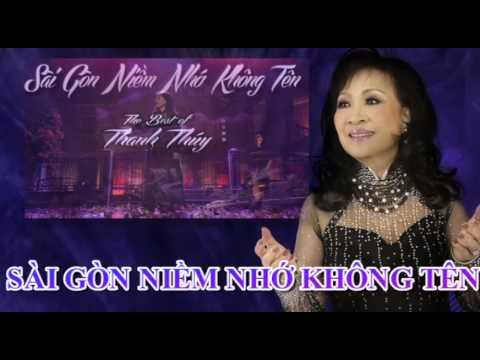 ASIA DVD: Sài Gòn Niềm Nhớ Không Tên - The Best of Thanh Thúy
