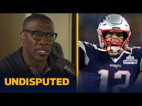 Brady has to prove himself with Bucs, Matt Patricia was ego tripping  Shannon | NFL | UNDISPUTED