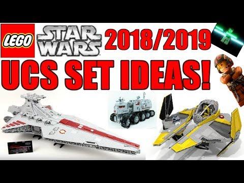 LEGO Star Wars UCS Set Ideas! (2019/2020 LEGO Star Wars Set Ideas)