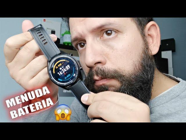 OPINION HUAWEI WATCH GT MAS DE 15 DIAS DE USO - REVIEW