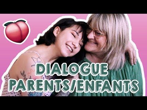 PARLER DE SEXUALITÉ AVEC SES PARENTS / ENFANTS ft. Maman 💜