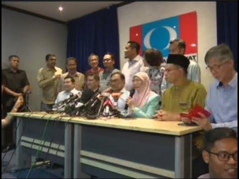 [TERKINI] Sidang media Datuk Seri Anwar Ibrahim mengenai PRK Port Dickson
