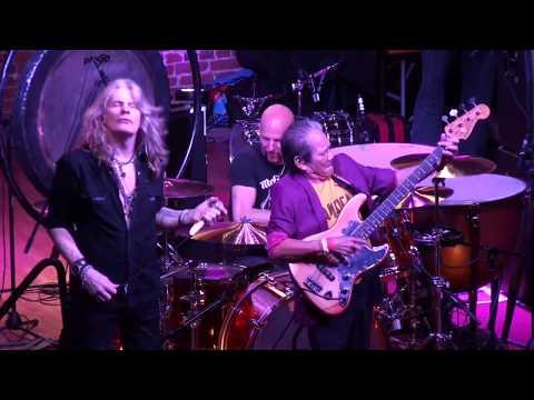 Matt Starr drums Led Zeppelin at Bonzo Bash 2018, w/ bassist Phil Chen!