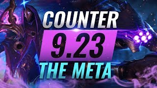 Counter The Meta: BEST Counterpicks For EVERY ROLE - Patch 9.23 - League of Legends Season 10