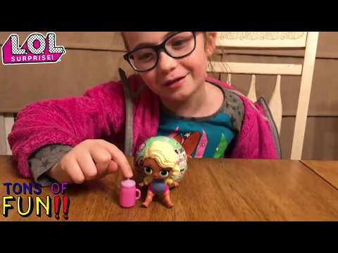 lol-surprise-opening!-unboxing-lil-line-dancer---series-2---popular