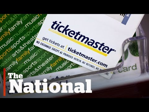 Ontario wants new laws for ticket 'bots'
