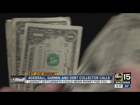 Recent lawsuit settlements could mean money for you