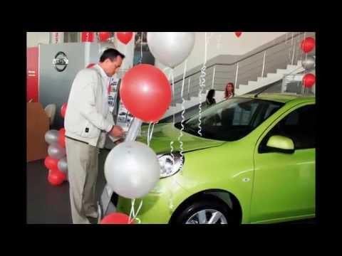 Презентация новой Nissan Micra в автосалоне Кий Авто Холдинг, Май 2013
