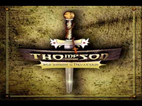 Dolazak Hrvata - Thompson