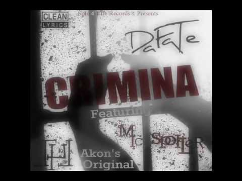 Fate AE  Crimina Ft Mic Spoiler  Original Akon Music
