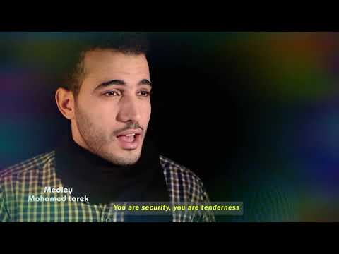 Mohamed Tarek Ummi(Medley) with Subtitles