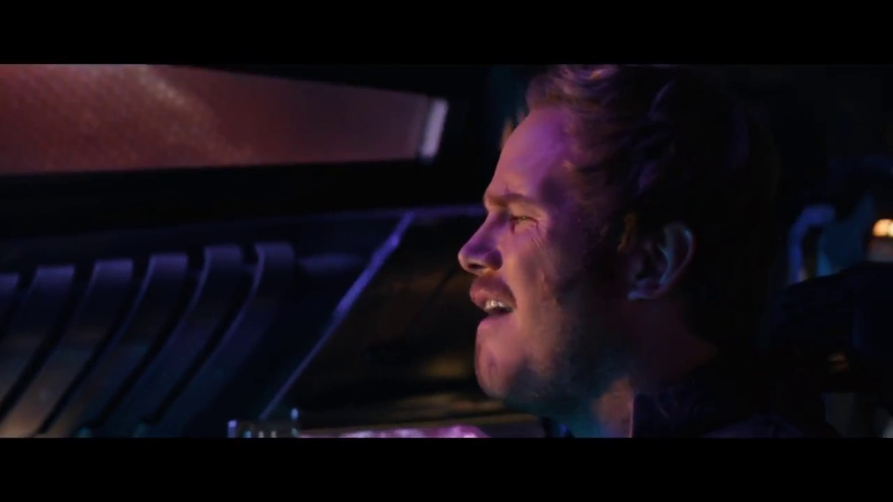 Peter Quill Sings Rubberband Man Youtube
