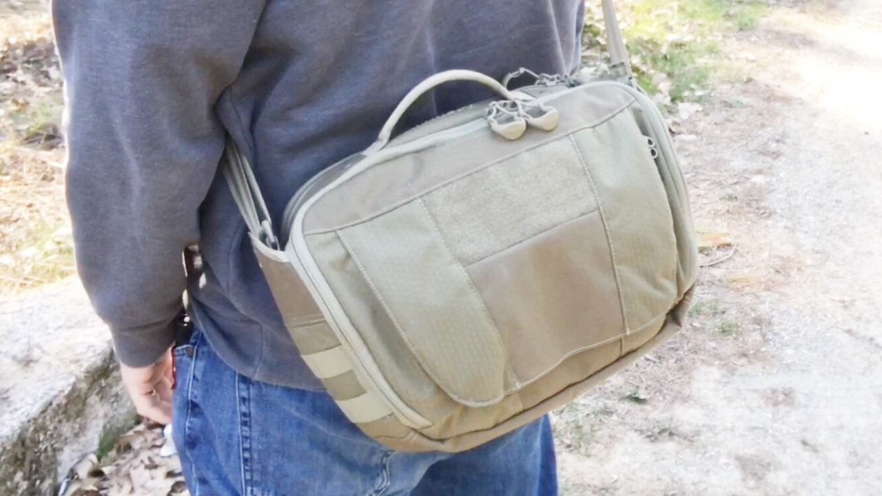 Maxpedition Skyridge Tech Messenger Bag An In Between Everyday Carry Edc Office