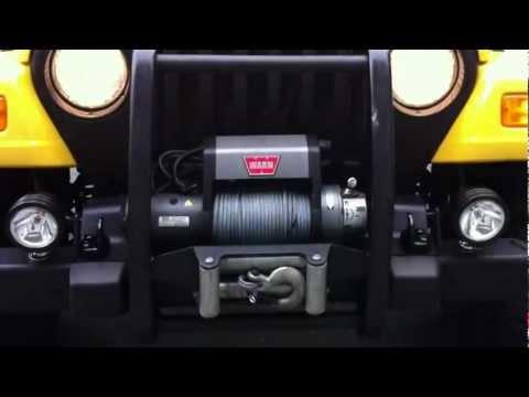 Jeep TJ cammed 5.7 Hemi