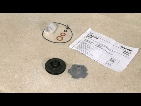Impeller & Seal Kit - Maytag Dishwasher