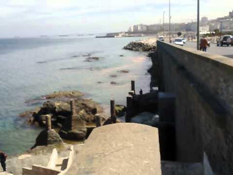 bab el oued city:plage lydan mallakove
