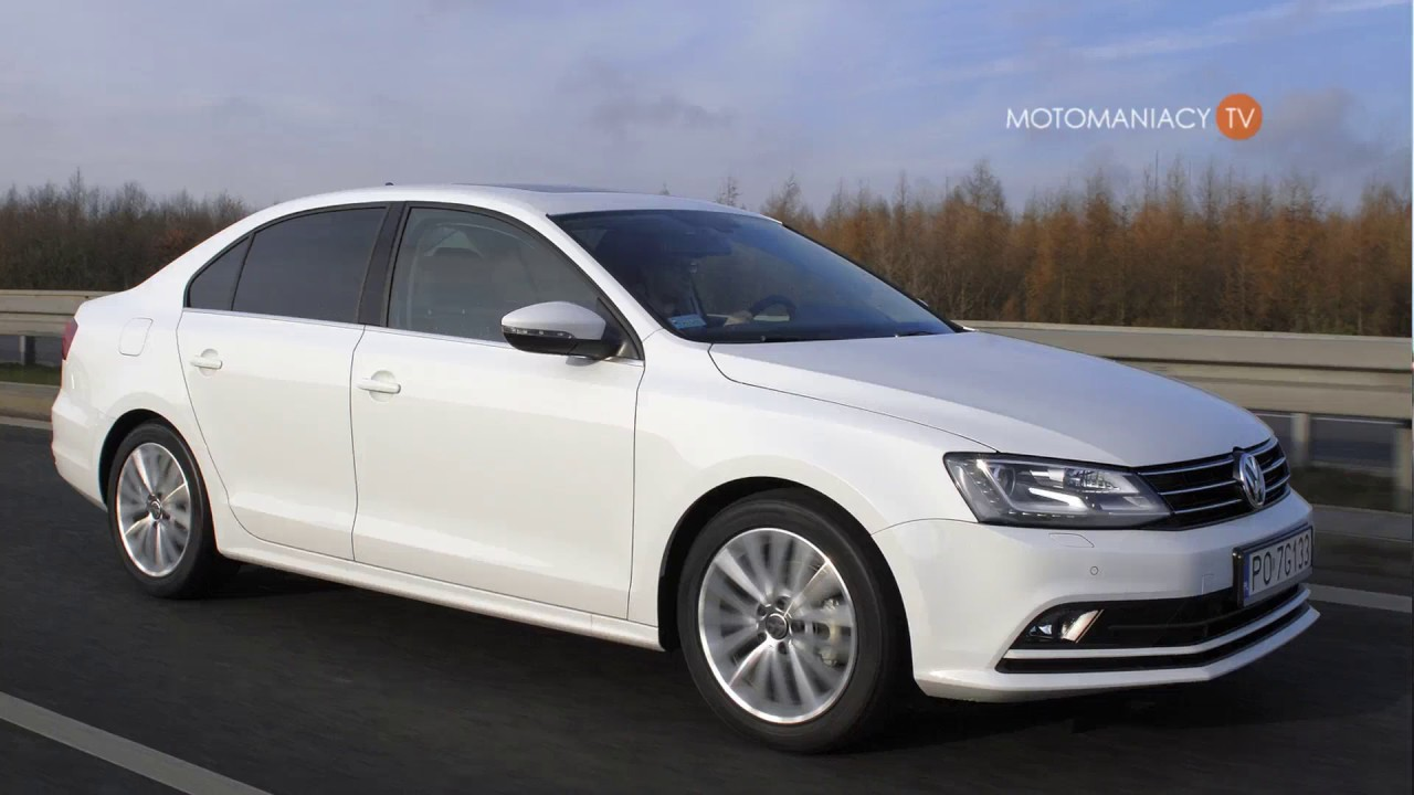 Volkswagen Jetta Highline 1 4 Tsi 6mt 150 Km Test Pl 357 Www Motomaniacy Tv