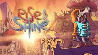 Rise & Shine Coming January 13th | Adult Swim Games
