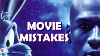 Space Jam - 11 Movie Mistakes with Goofs, Facts, Bloopers and Fails