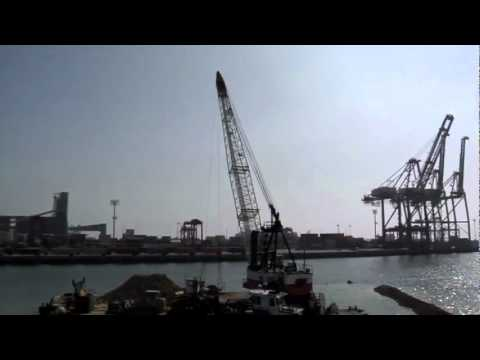 On the Go: Construction begins on Middle Harbor