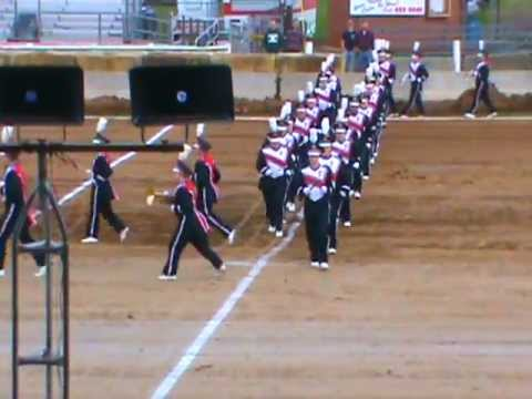 2011 FAIRFIELD UNION MARCHING FALCONS (part 1 of fair show)