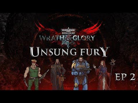 Margaret Krohn - Unsung Fury - BEHIND CITY WALLS - Warhammer 40K
