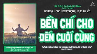 HTTL TÂN MINH - Chương trình thờ phượng Chúa - 29/08/2021