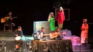 Musikalisasi Puisi Komunitas Seni Nan Tumpah - Lautan (Puisi WS. Rendra)