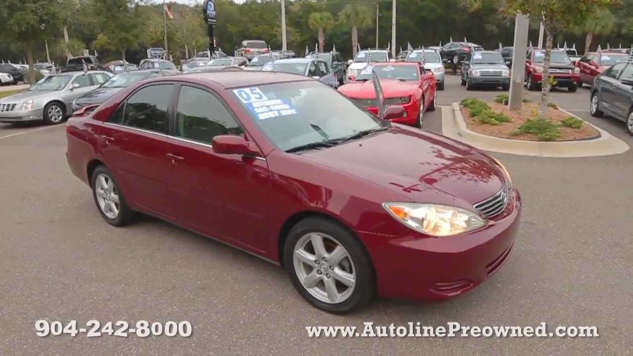 Superior Autolineu0027s 2005 Toyota Camry STD Walk Around Review Test Drive   YouTube