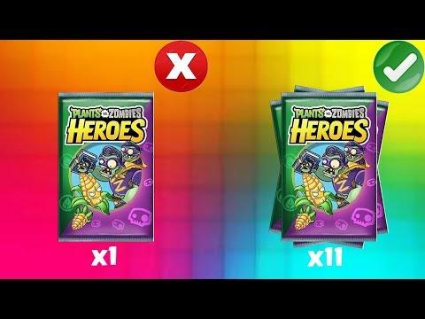 plants vs zombies heroes hack online - Las 10 claves para empezar bien en Plants vs Zombies: Heroes