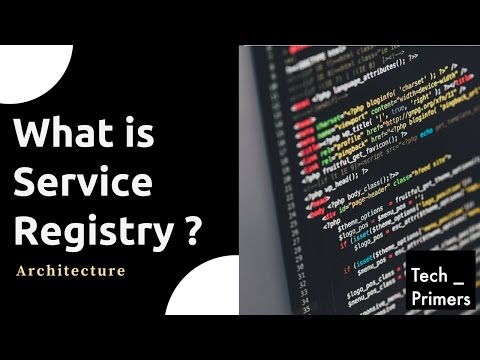 What is Service Registry? | Tech Primers