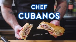 Binging with Babish: Cubanos from Chef by : Andrew Rea