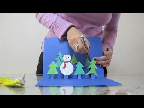 Christmas Cards part 2 - Χριστουγεννιάτικες Κάρτες.m4v