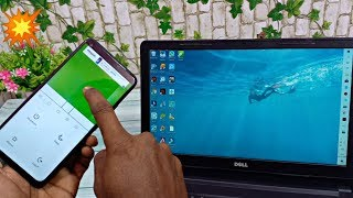 How To Use Mobile Phone As A Mouse For Laptop Or PC screenshot 2