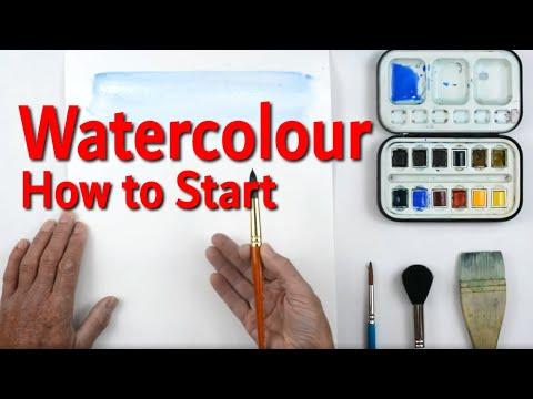 Start Painting: Watercolour