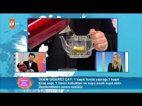 Ödem Giderici çay Tarifi!